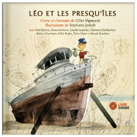 Léo et les presqu'iles